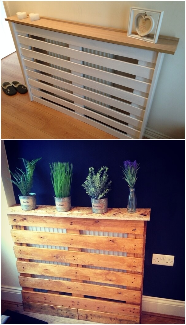 Ideas To Hide Radiators On A Budget Fancydiyart