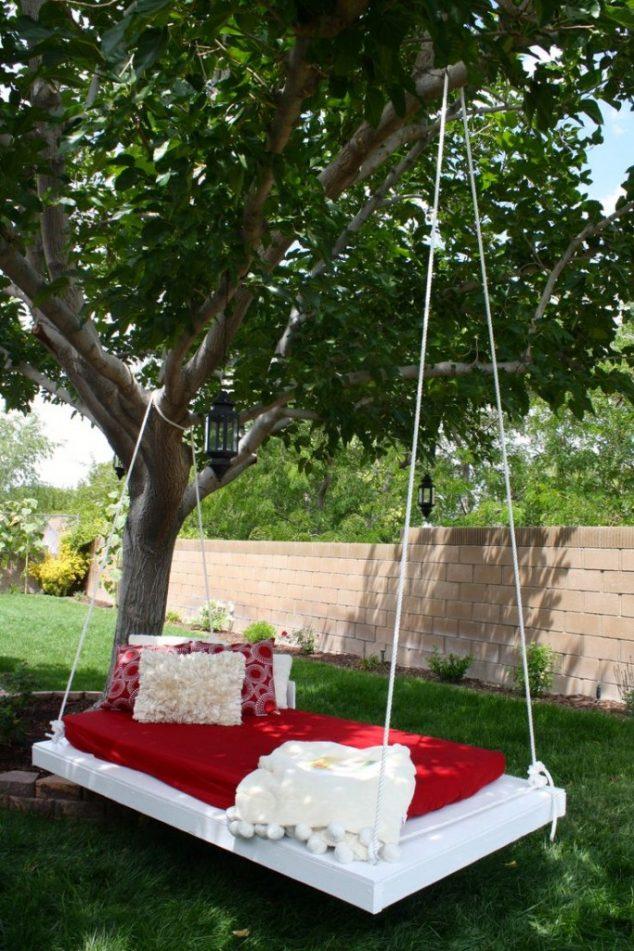 Backyard Hammock Ideas