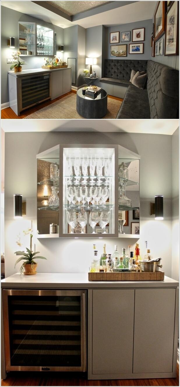 Bar Lighting Ideas