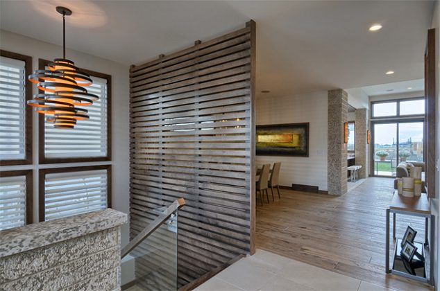 Wooden Screens For Indoor And Outdoor